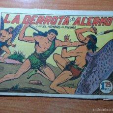 Tebeos: PURK EL HOMBRE DE PIEDRA Nº 60 EDITORIAL VALENCIANA ORIGINAL. Lote 156008450