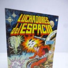 Tebeos: LUCHADORES DEL ESPACIO 7 SELEC AVENTURERA. SAGA DE LOS AZNAR (GEORGE H. WHITE) VALENCIANA 1974 OFRT. Lote 137953038