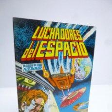 Tebeos: LUCHADORES DEL ESPACIO 8 SELEC AVENTURERA. SAGA DE LOS AZNAR (GEORGE H. WHITE) VALENCIANA 1974 OFRT. Lote 137953026