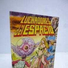 Tebeos: LUCHADORES DEL ESPACIO 11 SELEC AVENTURERA. SAGA DE LOS AZNAR (GEORGE H. WHITE)VALENCIANA 1974 OFRT . Lote 61321154