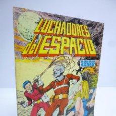 Tebeos: LUCHADORES DEL ESPACIO 15 SELEC AVENTURERA. SAGA DE LOS AZNAR (GEORGE H. WHITE) VALENCIANA 1974 OFRT. Lote 141696346