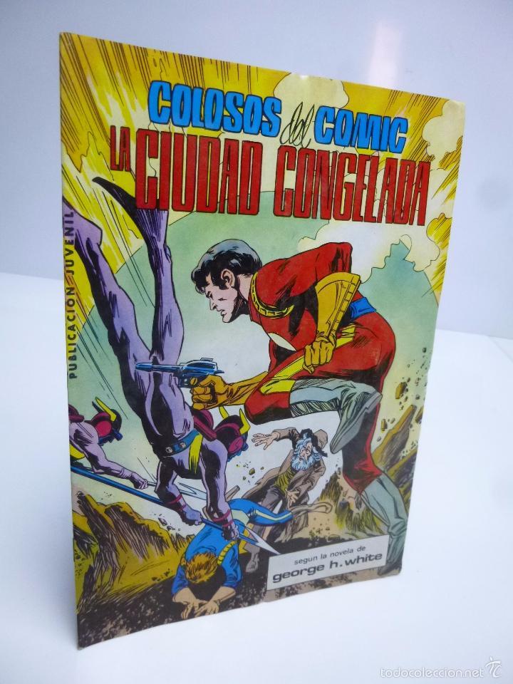 COLOSOS DEL COMIC LUCHADORES DEL ESPACIO Nº 4 SAGA DE LOS AZNAR (GEORGE H. WHITE) 1980 OFRT (Tebeos y Comics - Valenciana - Colosos del Comic)