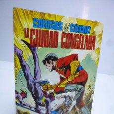 Tebeos: COLOSOS DEL COMIC LUCHADORES DEL ESPACIO Nº 4 SAGA DE LOS AZNAR (GEORGE H. WHITE) 1980 OFRT. Lote 141696369