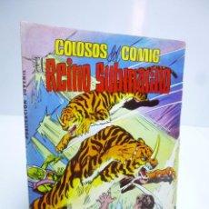 Tebeos: COLOSOS DEL COMIC LUCHADORES DEL ESPACIO Nº 12 SAGA DE LOS AZNAR (GEORGE H. WHITE)1980 OFRT ED VAL. Lote 141696322