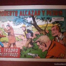Tebeos: COMIC - ROBERTO ALCAZAR Y PEDRIN -VALENCIANA - Nº 961 - EL TESORO ENCONTRADO - 1971 - ORIGINAL -. Lote 56608477