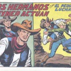 Tebeos: EL PEQUEÑO LUCHADOR 209. DE GAGO, AUTOR DE EL ESPADACHÍN ENMASCARADO, GUERRERO DEL ANTIFAZ, PURK. . Lote 56670966