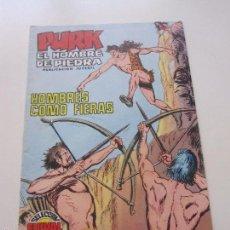 Tebeos: PURK EL HOMBRE DE PIEDRA - Nº 76 VALENCIANA 1974 C12. Lote 56716349