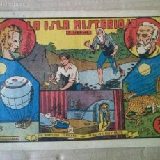 Tebeos: SELECCION AVENTURERA Nº 10 - VALENCIANA -ORIGINAL , 1941-TA . Lote 56734278