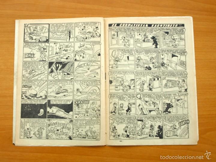 Tebeos: El temerario, nº 14 - Editorial Valenciana 1950 - Foto 2 - 56817816