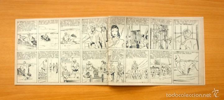 Tebeos: Selección aventurera - Las cuatro plumas - Editorial Valenciana 1940 - Foto 2 - 56820083