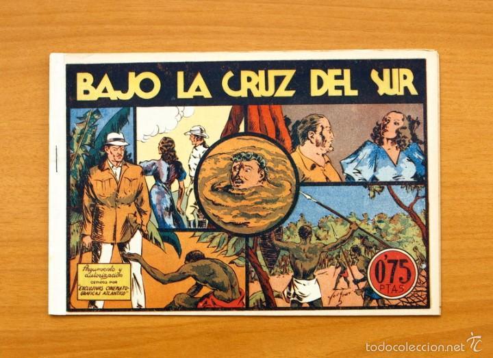 SELECCIÓN AVENTURERA - BAJO LA CRUZ DEL SUR - EDITORIAL VALENCIANA 1940 (Tebeos y Comics - Valenciana - Selección Aventurera)