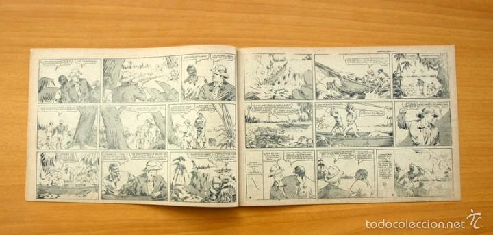 Tebeos: Selección aventurera - Caucho - Editorial Valenciana 1940 - Foto 2 - 56820221