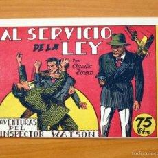 Tebeos: SELECCIÓN AVENTURERA - AL SERVICIO DE LA LEY - EDITORIAL VALENCIANA 1940. Lote 56820266