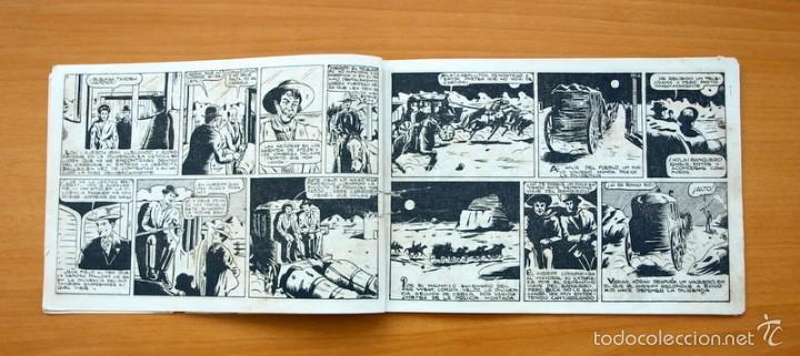 Tebeos: Selección aventurera - La diligencia - Editorial Valenciana 1940 - Foto 2 - 56820322