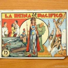 Tebeos: SELECCIÓN AVENTURERA - LA REINA DEL PACIFICO - EDITORIAL VALENCIANA 1940. Lote 56820349