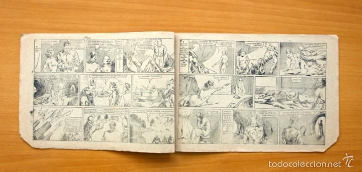 Tebeos: Selección aventurera - La reina del Pacifico - Editorial Valenciana 1940 - Foto 2 - 56820349