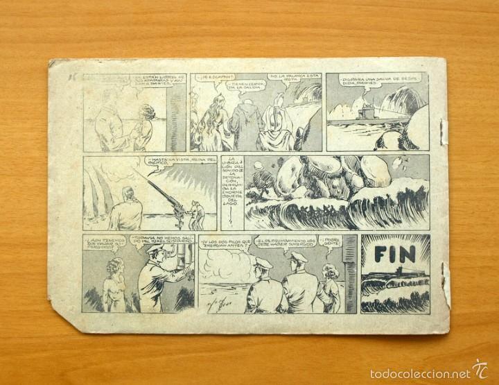 Tebeos: Selección aventurera - La reina del Pacifico - Editorial Valenciana 1940 - Foto 3 - 56820349