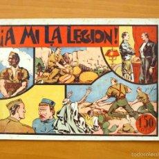 Tebeos: A MI LA LEGIÓN - GRANDES AVENTURAS Y PELICULAS - EDITORIAL VALENCIANA 1943. Lote 56820553
