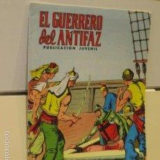 Tebeos: EL GUERRERO DEL ANTIFAZ Nº 88 VALENCIANA. Lote 56828936