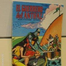 Tebeos: EL GUERRERO DEL ANTIFAZ Nº 80 VALENCIANA. Lote 56829216