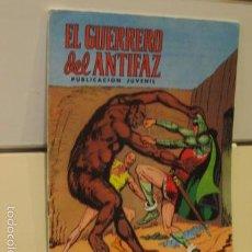 Tebeos: EL GUERRERO DEL ANTIFAZ Nº 75 VALENCIANA. Lote 56829240