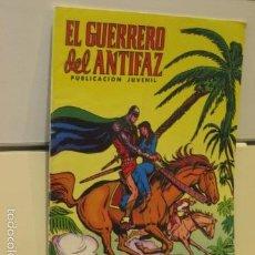 Tebeos: EL GUERRERO DEL ANTIFAZ Nº 61 VALENCIANA. Lote 56829393