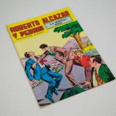 Tebeos: ROBERTO ALCAZAR Y PEDRIN Nº 146. LA MONEDA ROTA. ED. VALENCIANA. Lote 56878659