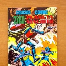 Tebeos: COLOSOS DEL COMIC -MIGUEL ANGEL AZNAR, Nº 14 - EDITORIAL VALENCIANA 1980 - ULTIMO DE LA COLECCIÓN. Lote 56892109