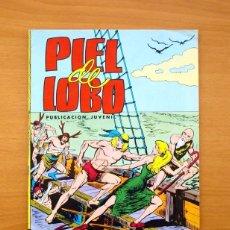 Tebeos: COLOSOS DEL COMIC -PIEL DE LOBO, Nº 20 - EDITORIAL VALENCIANA 1980 - ULTIMO DE LA COLECCIÓN. Lote 56892167