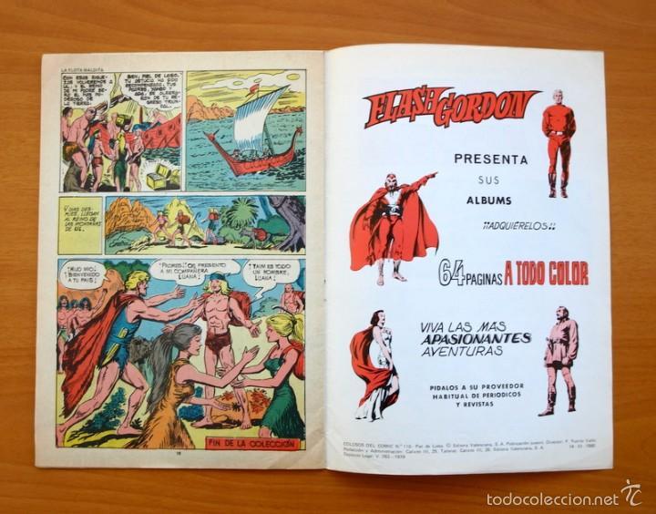 Tebeos: Colosos del Comic -Piel de lobo, nº 20 - Editorial Valenciana 1980 - Ultimo de la colección - Foto 4 - 56892167