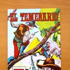 Tebeos: COLOSOS DEL COMIC -EL TEMERARIO, Nº 10 - EDITORIAL VALENCIANA 1981 - ULTIMO DE LA COLECCIÓN. Lote 56892240