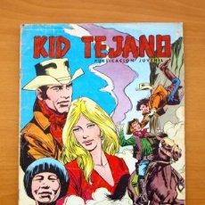 Tebeos: COLOSOS DEL COMIC -KID TEJANO, Nº 34 - EDITORIAL VALENCIANA 1979 - ULTIMO DE LA COLECCIÓN. Lote 56892297