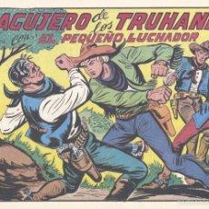 Tebeos: PEQUEÑO LUCHADOR 212. DE GAGO, AUTOR DE EL ESPADACHÍN ENMASCARADO, EL GUERRERO DEL ANTIFAZ, PURK. . Lote 56902944
