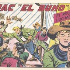 Tebeos: EL PEQUEÑO LUCHADOR 213. DE GAGO, AUTOR DE EL ESPADACHÍN ENMASCARADO, GUERRERO DEL ANTIFAZ, PURK. . Lote 56902996