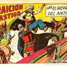 Tebeos: EL GUERRERO DEL ANTIFAZ (VALENCIANA) Nº 393. Lote 56935774