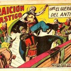 Tebeos: EL GUERRERO DEL ANTIFAZ (VALENCIANA) Nº 393. Lote 56935815