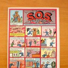 Tebeos: S.O.S. - SOS, Nº 40 - EDITORIAL VALENCIANA 1951- NUEVO, SIN ABRIR. Lote 56942060