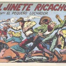 Tebeos: PEQUEÑO LUCHADOR 215. DE GAGO, AUTOR DE EL ESPADACHÍN ENMASCARADO, EL GUERRERO DEL ANTIFAZ, PURK. . Lote 56967750