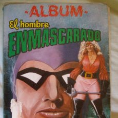 Tebeos: ALBUM EL HOMBRE ENMASCARADO Nº 7 EDITORIAL VALENCIANA INCLUYE NºS 43 44 45 46 COLOSOS DEL COMIC. Lote 56971204