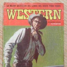 Tebeos: WESTERN Nº8 Nº 8 LA MEJOR SELECCIÓN DEL COMIC DEL OESTE PARA TODOS VALENCIANA 1983 NUMERO OCHO. Lote 57048973