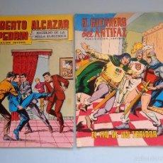 Tebeos: ROBERTO ALCAZAR Y EL GUERRERO DEL ANTIFAZ #JL-R. Lote 57068421