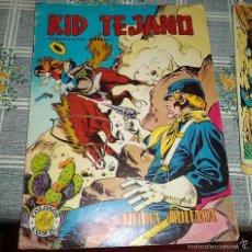 Tebeos: KID TEJANO Nº 14 TIERRA VIOLENTA ED. VALENCIANA 1980 COL. COLOSOS DEL COMICS N.º 83 . Lote 57093062