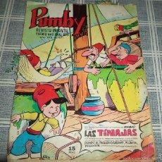 Tebeos: PUMBY AÑO XXII Nº 971 EDITORIAL VALENCIANA 1976. Lote 57094718