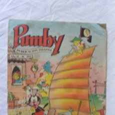 Tebeos: REVISTA INFANTIL PUMBY. Lote 57101225