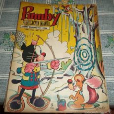Tebeos: PUMBY AÑO XVI Nº 639 EDITORIAL VALENCIANA 1970. Lote 57116556