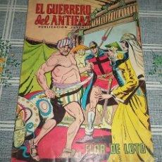 Tebeos: EL GUERRERO DEL ANTIFAZ N.º 255 FLOR DE LOTO ED. VALENCIANA 1977 . Lote 57116858