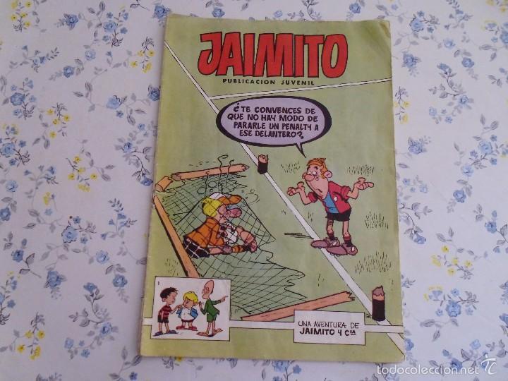 TEBEO JAIMITO (Tebeos y Comics - Valenciana - Jaimito)