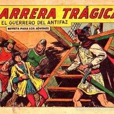 Tebeos: EL GUERRERO DEL ANTIFAZ (VALENCIANA) Nº 366. Lote 57227781