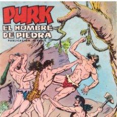 Tebeos: COMIC PURK EL HOMBRE DE PIEDRA, Nº 67 - EDITORIAL VALENCIANA. Lote 57269194