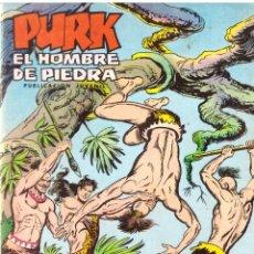 Tebeos: COMIC PURK EL HOMBRE DE PIEDRA, Nº 91 - ED. VALENCIANA. Lote 57271648